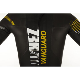 Z3R0D Vanguard Wetsuit Men, black/yellow